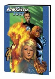 Ultimate Fantastic Four Volume 1 Graphic Novel Hardcover Marvel Comics